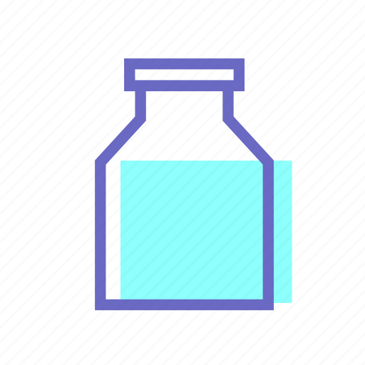 artboard, bottle, chemistry, glass bottle, lab, laboratory icon