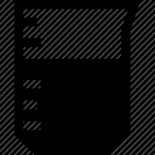 beaker, berzelius glass, lab beaker icon