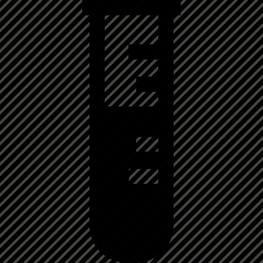 culture tube, sample tube, test tube icon