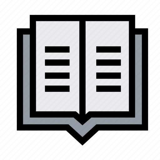Biology, book, education, laboratory, research, science icon - Download on Iconfinder