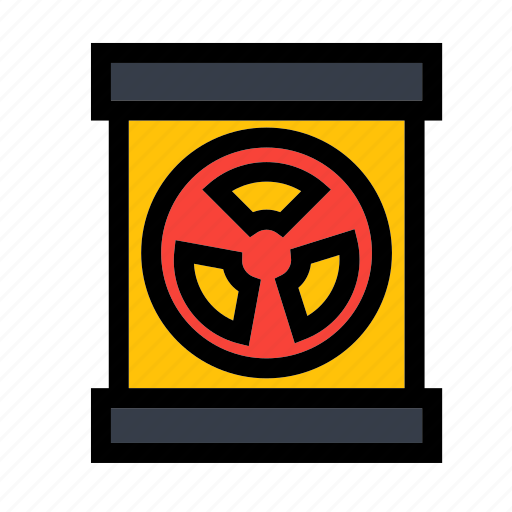 Biology, education, laboratory, radioactive, research, science icon - Download on Iconfinder
