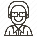 construction, day, employee, holiday, labour, man, worker icon