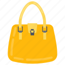 bag, handbag, ladies bag, ladies purse, purse icon