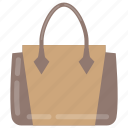fashion accessory, handbag, ladies bag, ladies purse, leather bag icon