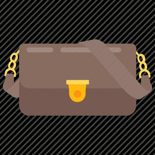 envelope bag, fashion bag, handbag, pouch, wristlet icon