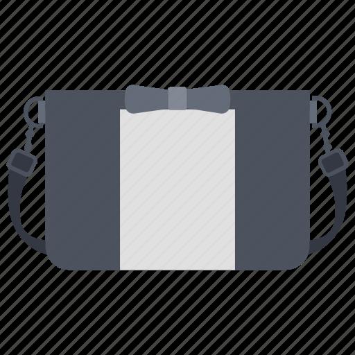 handbag, ladies purse, messenger bag, purse, women bag icon