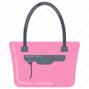 fashion accessory, handbag, ladies purse, purse, shopper bag icon