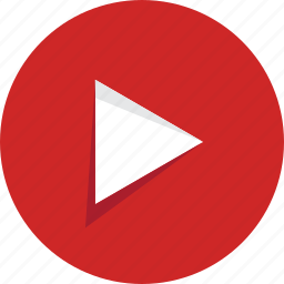 arrow, multimedia, play, right, stream, video, youtube icon