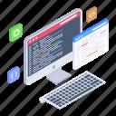 software coding, web coding, programming, web development, source code