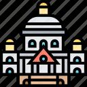 united, states, capitol, building, congress