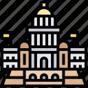 capitolio, cuba, government, parliament, historic