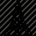 tokyo, tower, japan, landmark, travel
