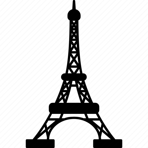 eiffel, europe, france, landmark, paris, tower, travel icon