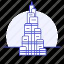arab, building, burj, dubai, emirates, khalifa, landmarks, national, skyscraper, symbol, united icon