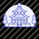 building, symbol, pagoda, national, structure, landmarks, china, chinese