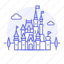 beauty, california, castle, disneyland, landmarks, national, sleeping, symbol, usa icon