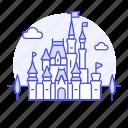 beauty, california, castle, disneyland, landmarks, national, sleeping, symbol, usa