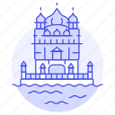 amritsar, architecture, golden, india, landmarks, national, punjab, symbol, temple icon