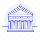 architecture, athens, construction, greece, landmarks, monument, national, parthenon, symbol icon