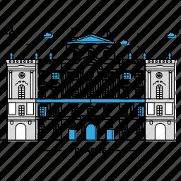 architecture, building, capital, landmark, monument, prague, state icon