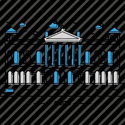 architecture, building, capital, landmark, monument, quito, state icon