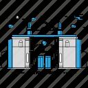 architecture, building, capital, domingo, landmark, monument, santo icon