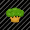 cartoon, environment, green, natural, nature, plant, tree