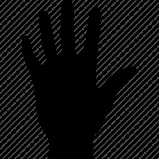 finger, fingers, gestureworks, hand icon