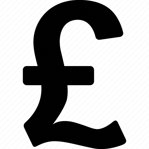 currency, finance, financial, money, pound icon