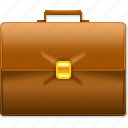 bag, briefcase, business, career, case, job, portfolio, suitcase, work icon