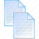 clipboard, clone, copy, documents, duplicate, paste, reports icon