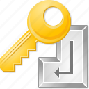 closed, key, keyboard, lock, locked, login, logout, password, secure, secured, security, unlock icon