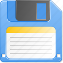 backup, disk, diskette, drive, floppy, guardar, save, storage icon