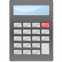accounting, calc, calculate, calculator, math, mathematics, numbers icon