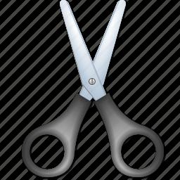 coupon, cut, discount, scissor, scissors, tool, tools icon