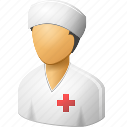 doctor, first aid man, health, medic, orderly, paramedic, physician icon