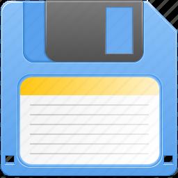 backup, disk, diskette, drive, floppy, save, storage icon