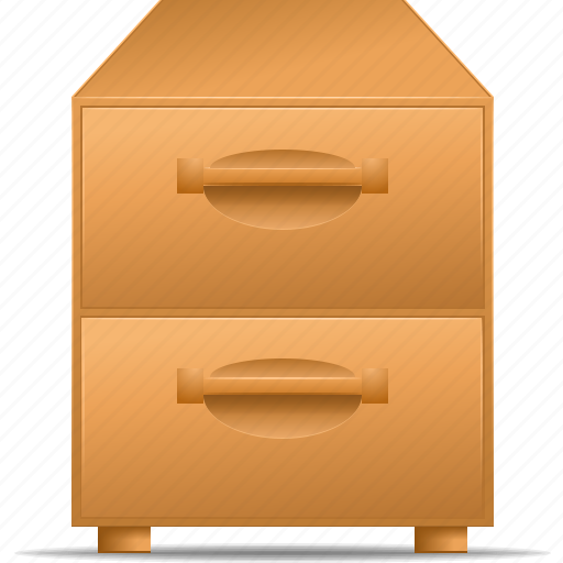 accounts, boxes, card index, data storage, database, document, store icon
