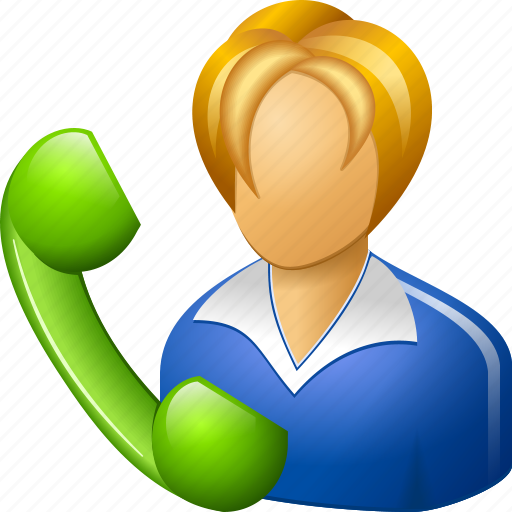 call center, communication, help desk, operator, reception, receptionist, secretary icon