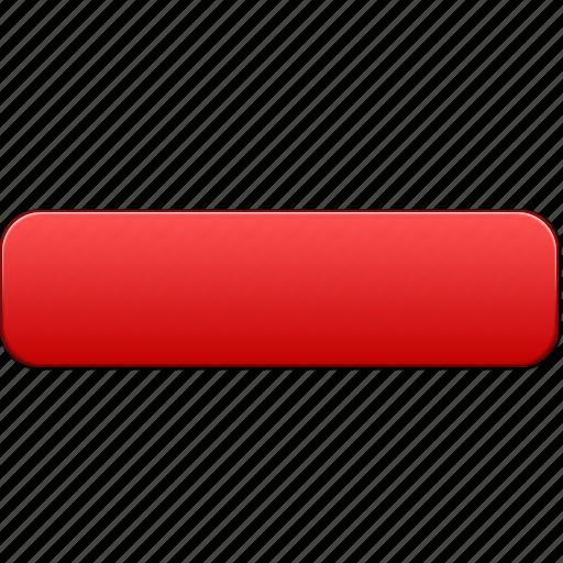 delete, forbidden, minus, no entry, remove, subtract, subtraction icon