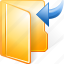 document, documents, explore, file system, files, folder, open folder icon