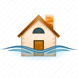flood, water icon