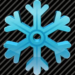 frost, snow, snowflake icon