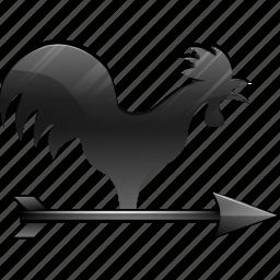 weathercock icon