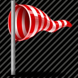 vane, wind icon