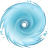 ciclone, whirl, whirlpool icon