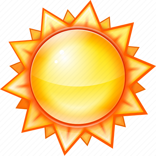 clear, day, holiday, sun, sunday, sunny icon