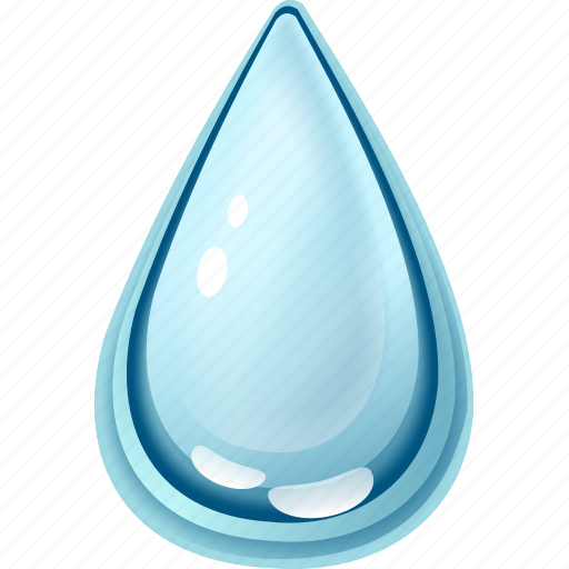 clear, dew, drop, water icon
