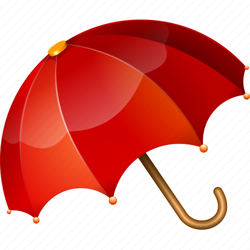 rain, rainy, umbrella, weather icon