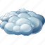 clouds, cloudy, heavy icon
